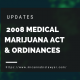 2008 medical marijuana act update 2020 Michigan Cannabis Lawyers Update www.micannabislawyer.com