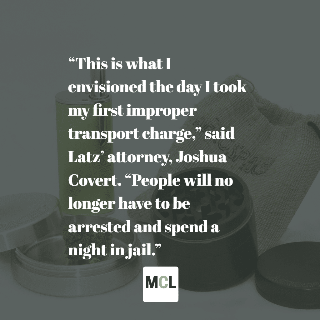 PEOPLE v. LATZ Joshua Covert Quote